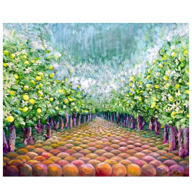 レモンの花道
