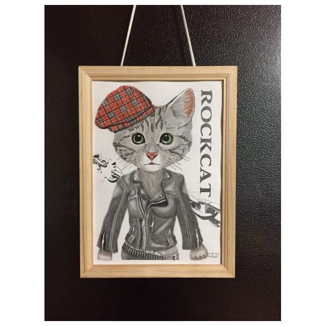 ROCK CAT