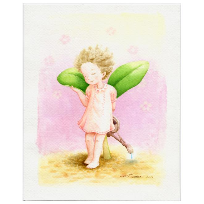 ふた葉の天使
