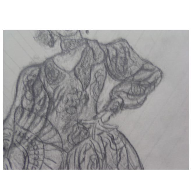 フラメンコダンサー2