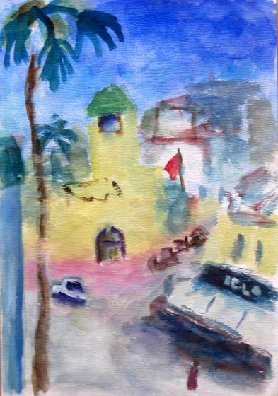 カサブランカ(モロッコ)