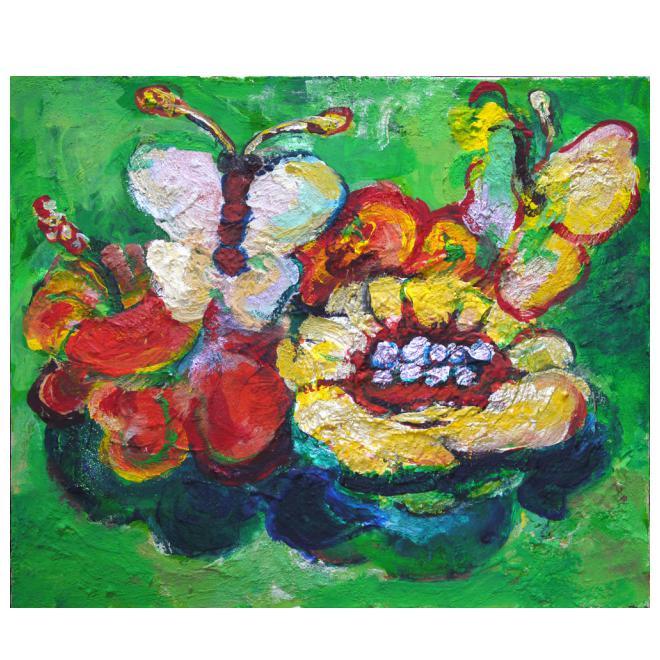 花と蝶 Ⅰ