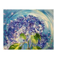 水中花~紫陽花~