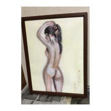 美少女裸婦、トキメキ
