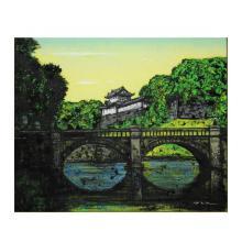 皇居より-二重橋