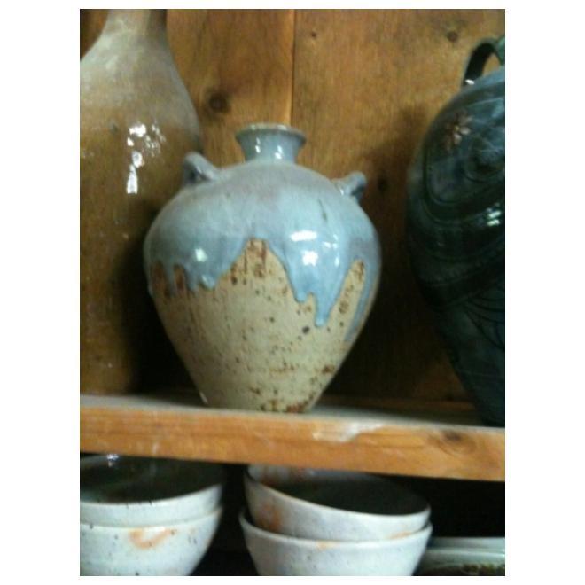 上掛雫花瓶