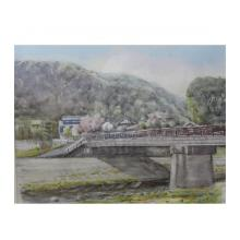 橋のある風景