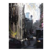 New Yorkの街角