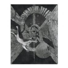 銅版画シート:ニュートンの亡霊