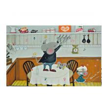 キッチンで過ごす楽しい時間