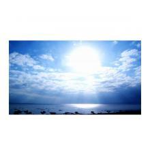 海に降り注ぐ光